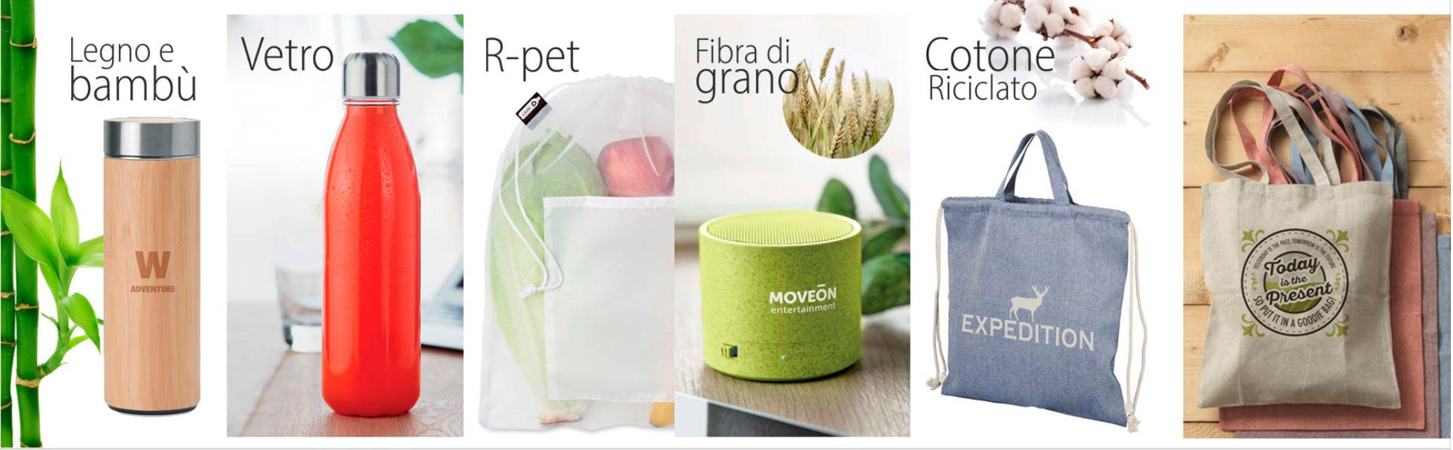 Eco Trend: i gadget aziendali green più cool del momento