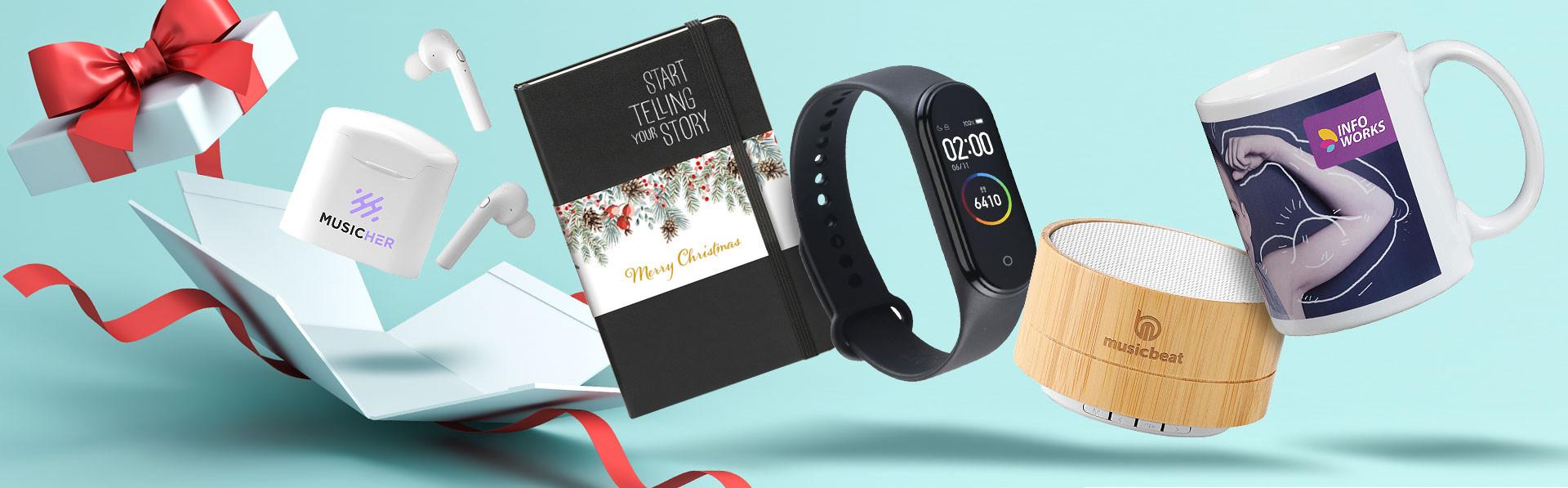 Eventi Virtuali: il gadget arriva direttamente a casa con la Gift Bag