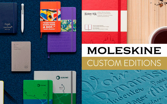 Moleskine custom edition