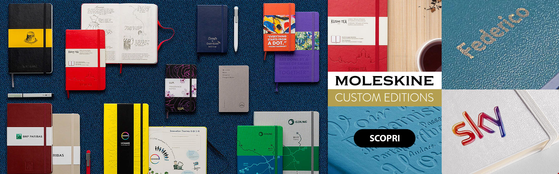 Molekine custom edition