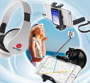 Accessori per Smartphone e Tablet personalizzati