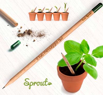 Sprout la matita che si pianta